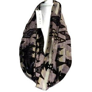 NWT Anna And Ava Women's Multicolor Infinity Scarf